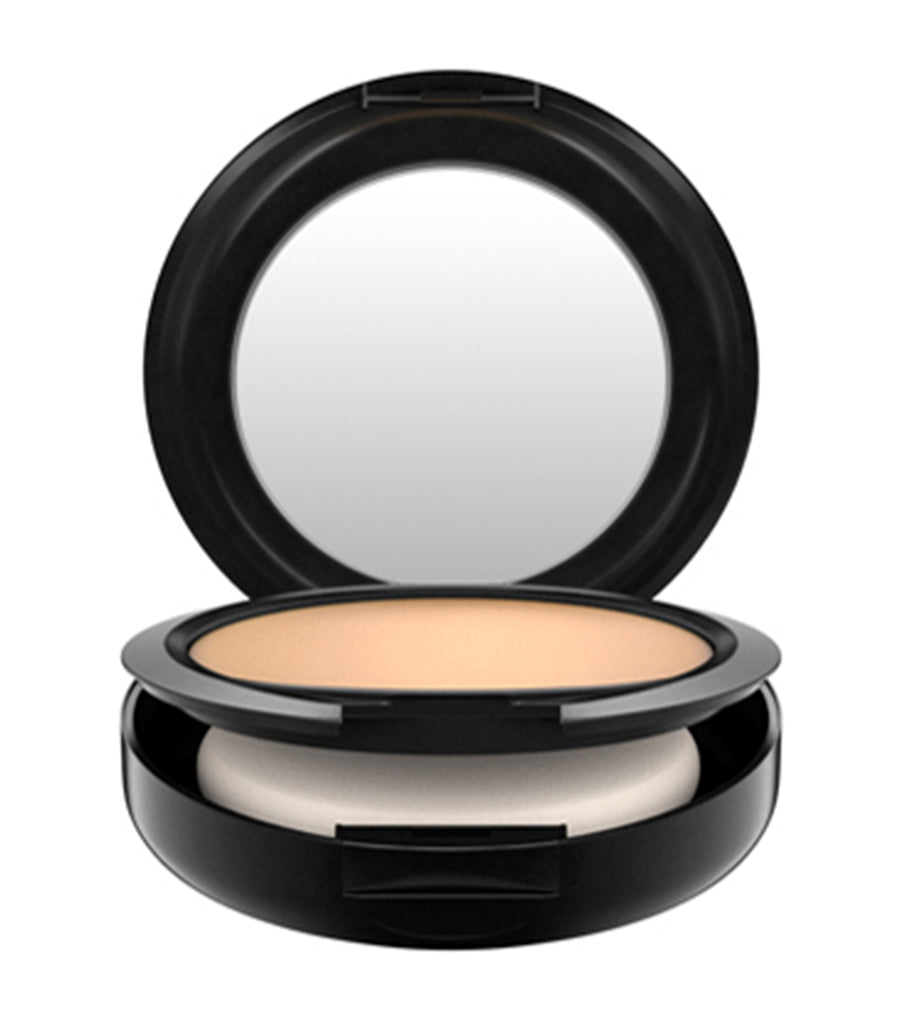 mac cosmetics nc25 studio fix powder plus foundation