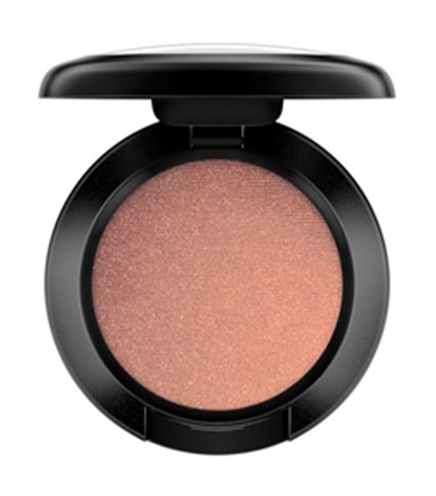mac cosmetics expensive pink shadow veluxe pearl eye shadow