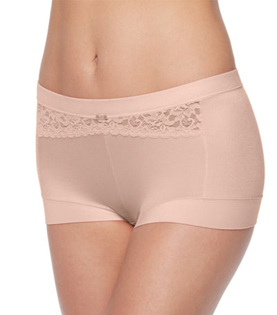 maidenform the dream collection tailored boyshort evening blush with rose petal