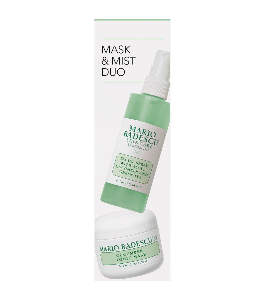 mario badescu mask and mist duo cucumber