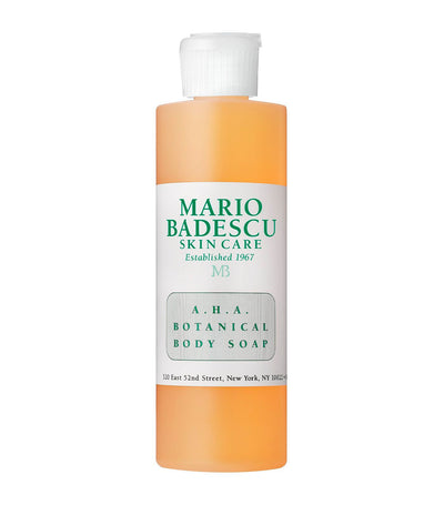 mario badescu aha botanical body soap