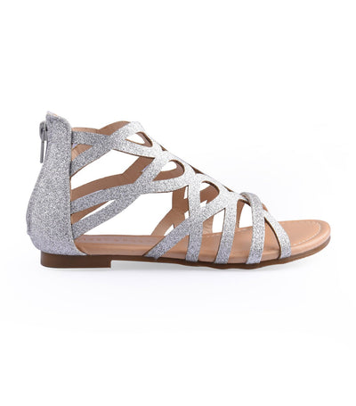 meet my feet silver liberty sandals