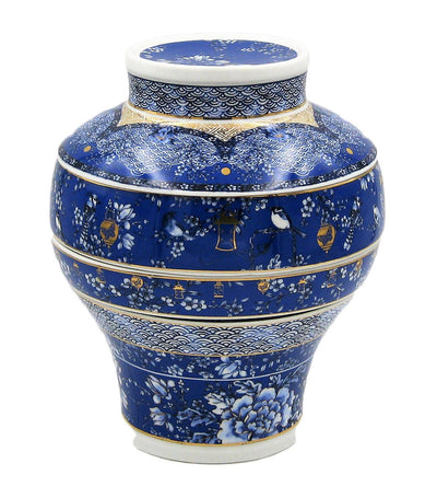 multiple choice 5-piece empress treasure vase