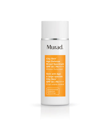 murad city skin™ age defense broad spectrum spf50 PA++++