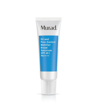 murad oil and pore control mattifier broad spectrum spf 45 | pa++++