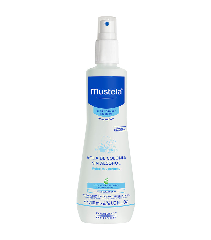 mustela agua de colonia 200ml