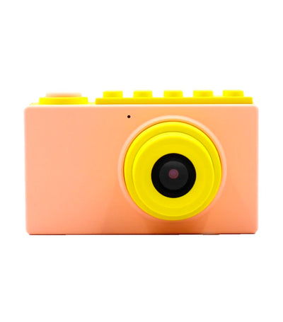 myfirst pink camera 2 - 8mp camera for kids with waterproof case