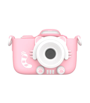 myfirst pink camera 3 dual lens