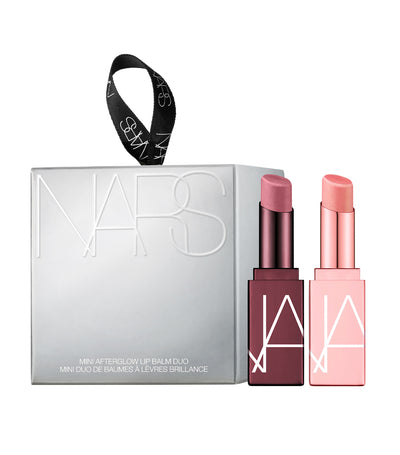 NARS Mini Afterglow Lip Balm Duo - Holiday 2020 Edition