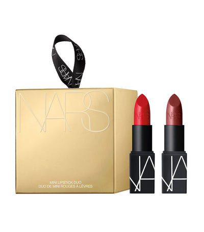 NARS Mini Lipstick Duo - Holiday 2020 Edition