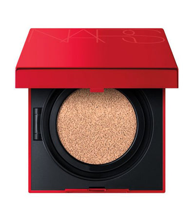 nars natural radiant longwear cushion foundation case - cny limited edition