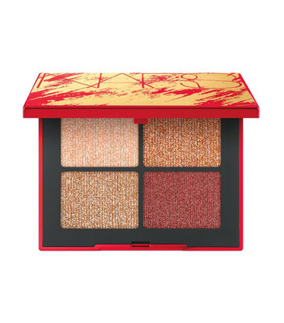 nars singapore quad eyeshadow - cny limited edition