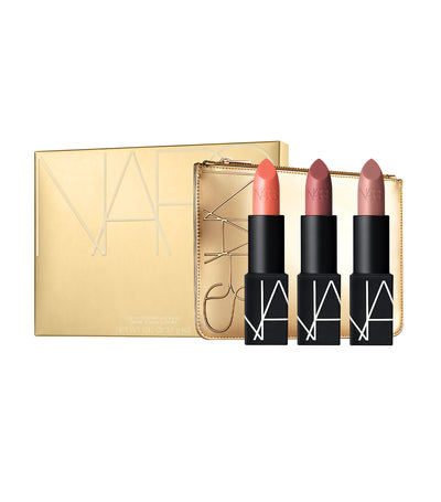 NARS Lips Uncensored Lipstick Set - Holiday 2020 Edition