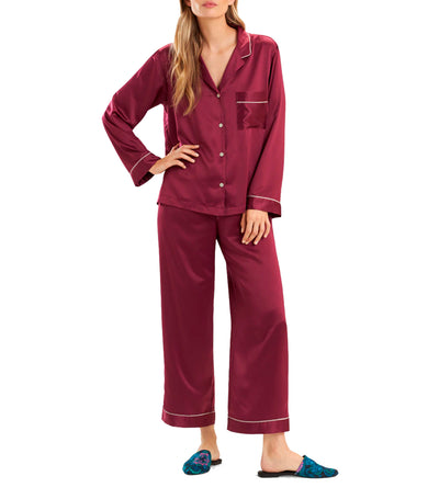 natori feathers essentials pajama set