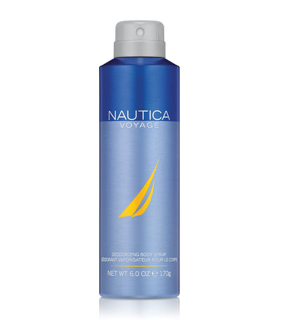 nautica voyage body spray