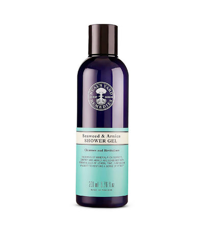 Neal's Yard Yard Seaweed and Arnica Shower Gel