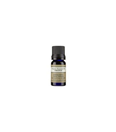 neal's yard remedies orange organic essential oil