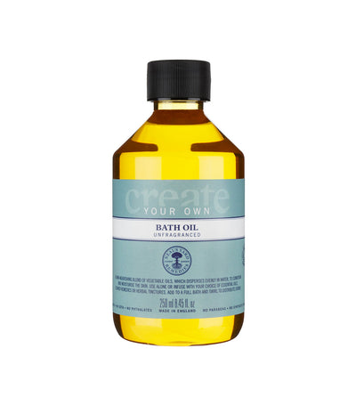 neal's yard remedies create your own bath oil
