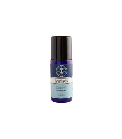 neal's yard remedies rose and geranium roll on deodorant
