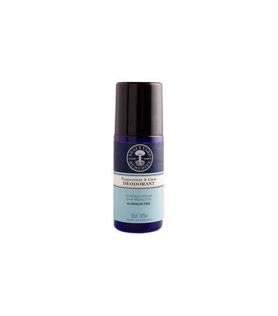 neal's yard remedies peppermint and lime roll on deodorant