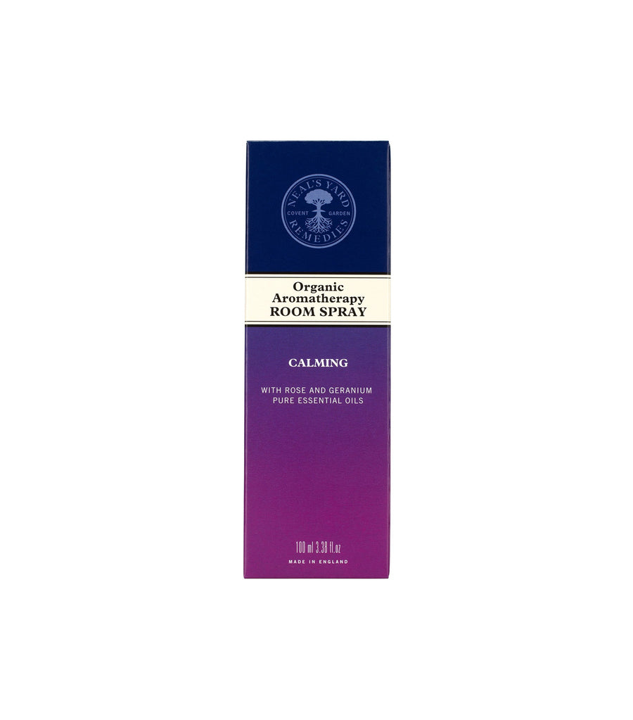 neal's yard remedies organic aromatherapy room spray calming