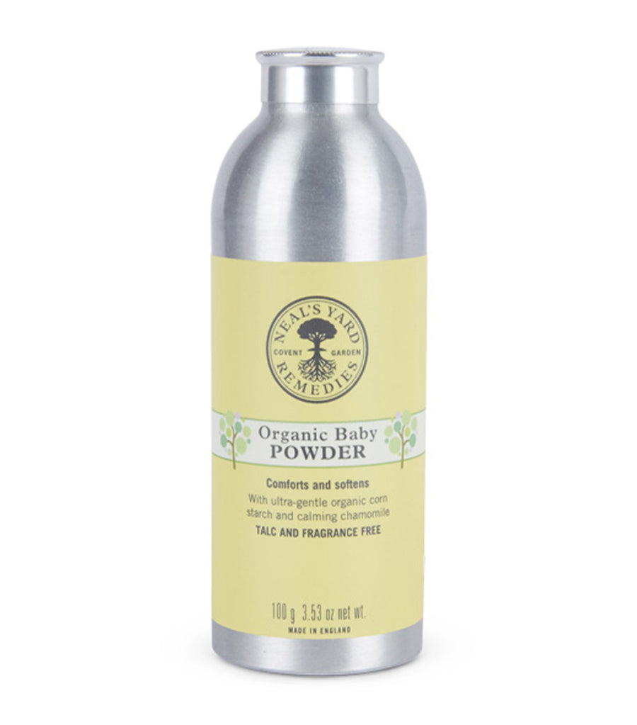 neal's yard remedies organic baby powder