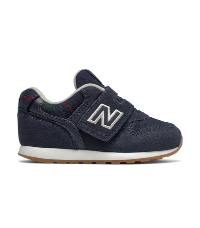 new balance kids navy 996 tartan pack