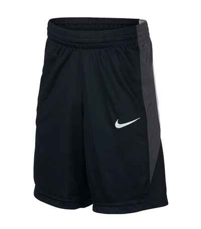 nike youth boys nk dry avalanche basketball shorts black
