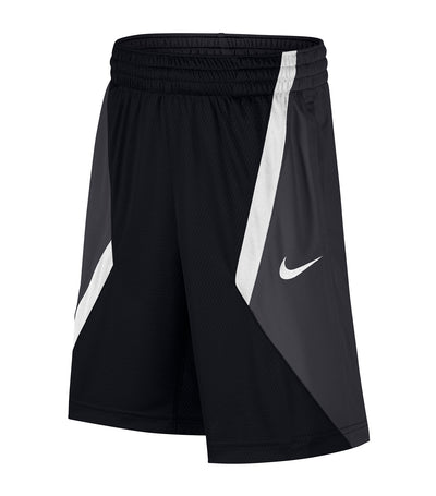 nike youth boys dry avalanche shorts black and anthracite