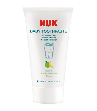 nuk baby toothpaste