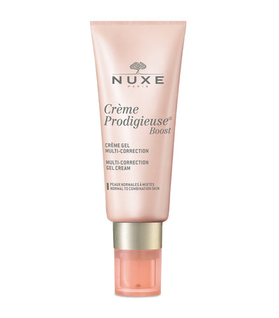 nuxe crème prodigieuse boost® multi-correction gel cream