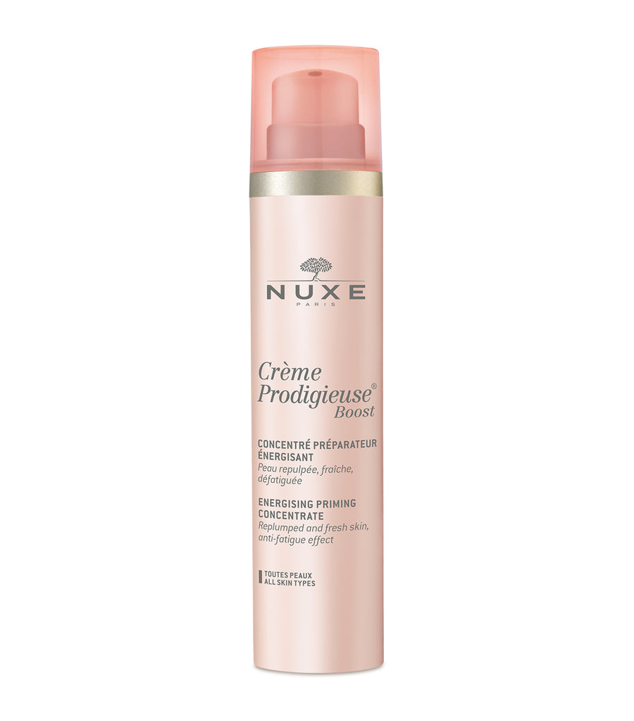 nuxe crème prodigieuse boost® priming concentrate