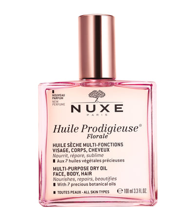 nuxe huile prodigieuse® florale beauty dry oil