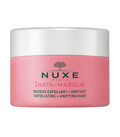 nuxe insta-masque exfoliating + unifying mask