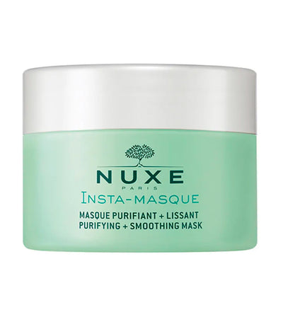 nuxe insta-masque purifying + smoothing mask
