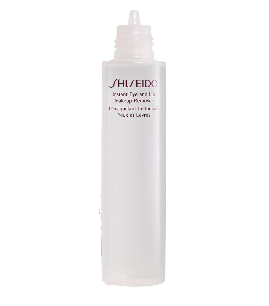 shiseido free essentials instant eye and lip makeup remover
