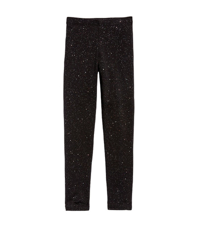 old navy kids sparkle built-in tough full-length leggings