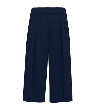 oleg cassini juliana culottes blue