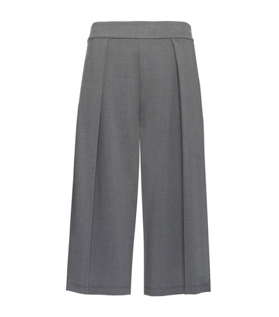 oleg cassini juliana culottes gray