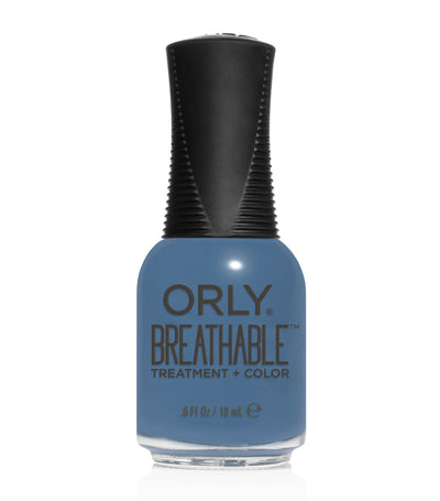 orly destressed denim breathable treatment + color blues