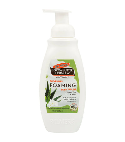 Soothing Foaming Body Wash