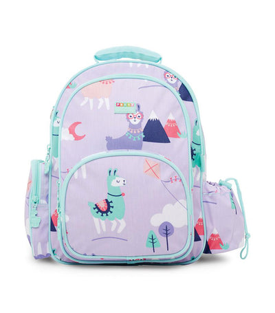 penny scallan backpack large - loopy llama