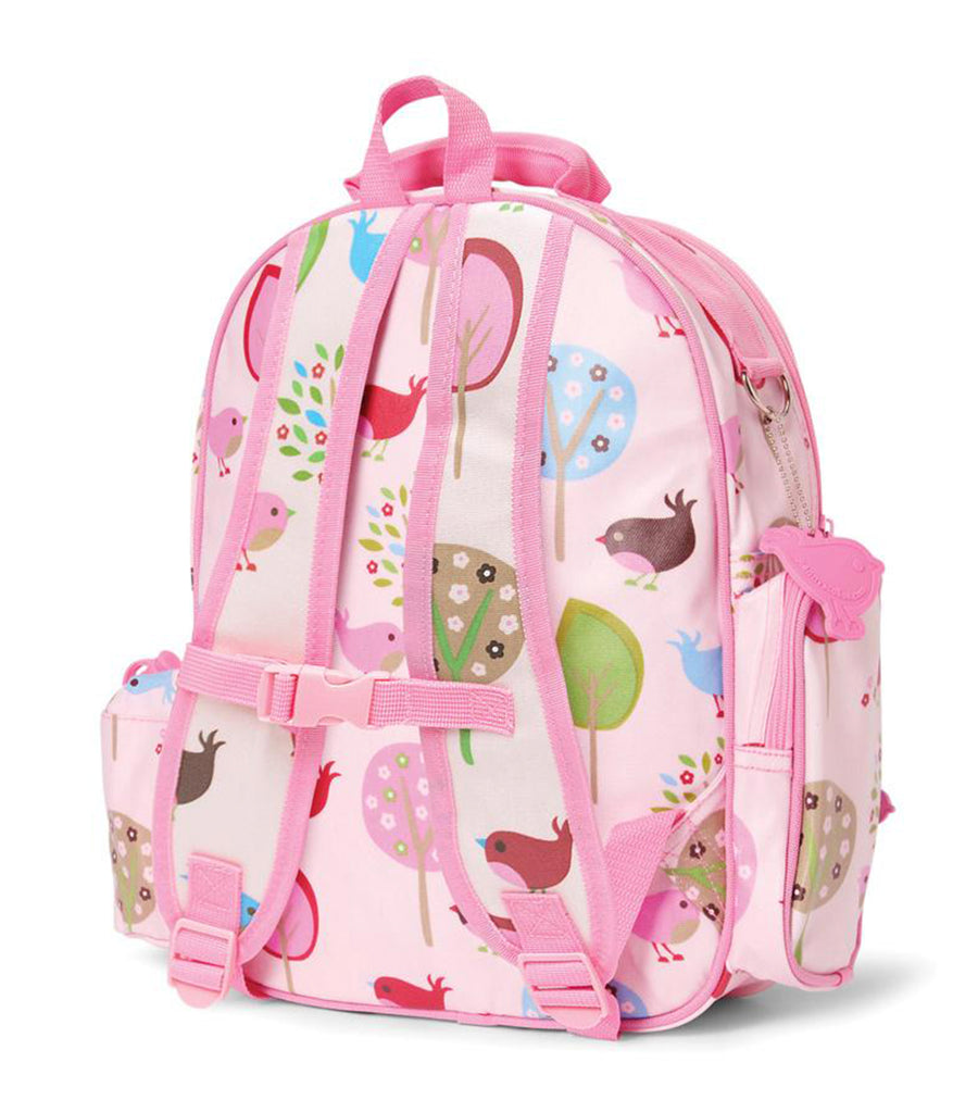 penny scallan backpack large - chirpy bird