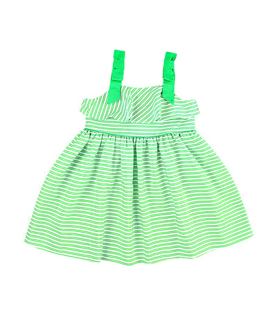 periwinkle green carris s19 dress