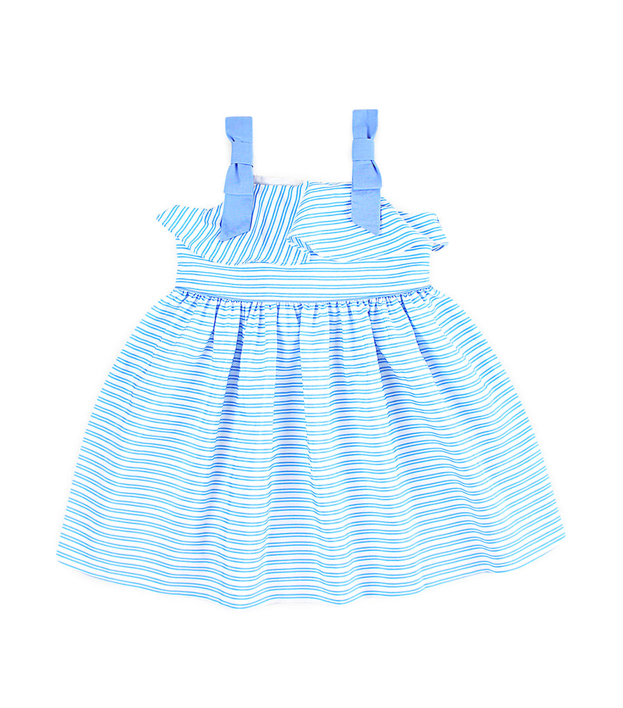 periwinkle blue carris s19 dress