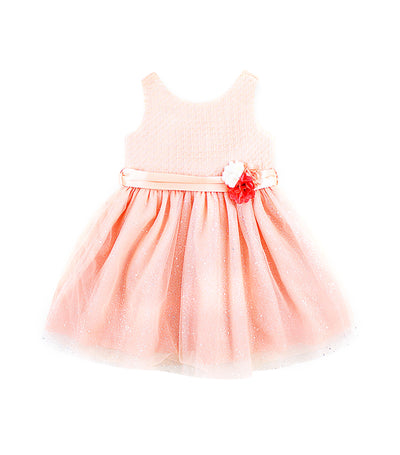periwinkle peach breah s19 party dress