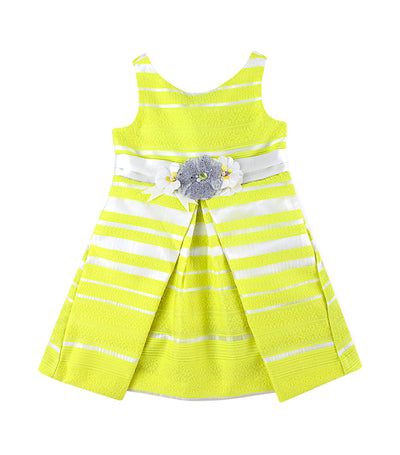 periwinkle yellow colleen s19 party dress