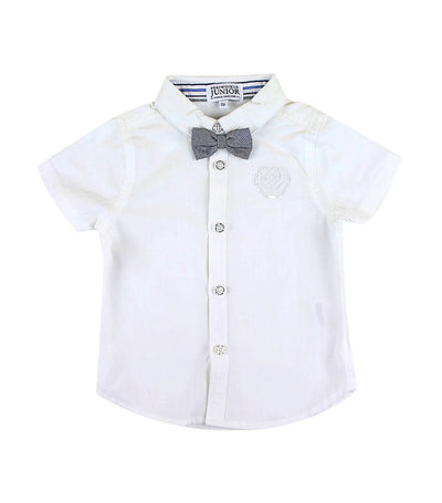 periwinkle white tyrion h19 short-sleeved polo