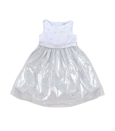 periwinkle silver elvie h19 party dress