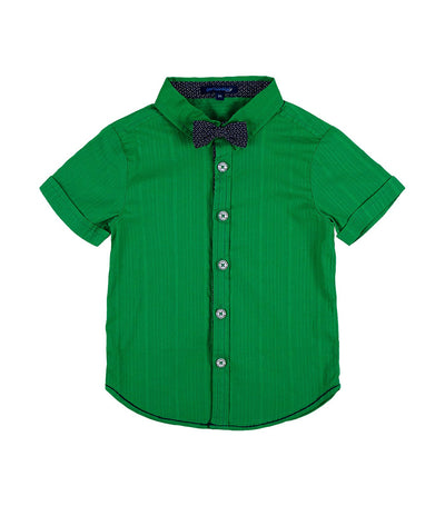 periwinkle green calvin h19 short-sleeved polo